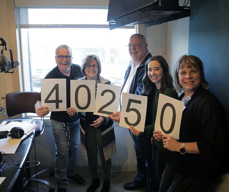 First Team contributes 40,250 to Carilion's Children's Hospital 2020