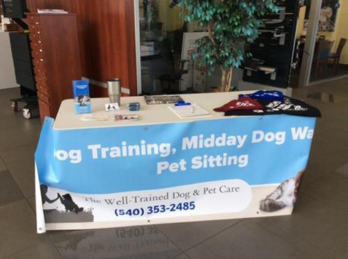 First Team Subaru Pet Event 2019